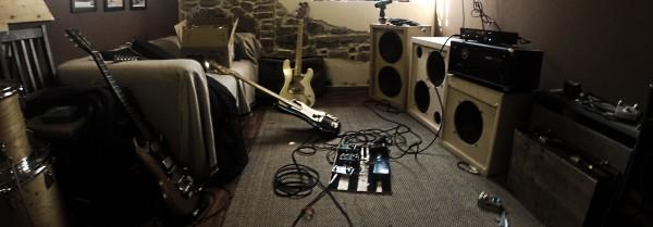 chitarre e ampli