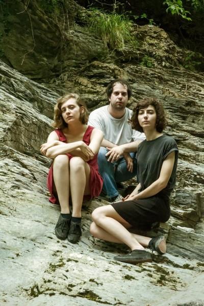 da sinistra: Adele, Marco ed Erica