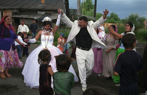 matrimonio rom