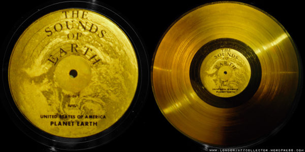 The sounds of Earth, Voyager Golden Record