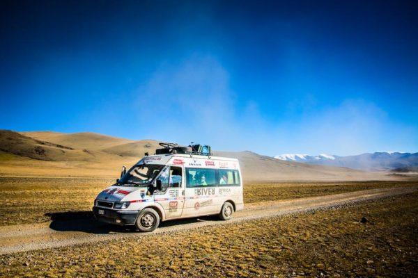 Verso la Mongolia