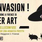 Attacco a Firenze! – Sticker Invasion