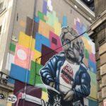 Bruxelles in the street (art)